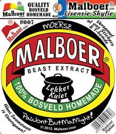 Alternatiewe afrikaanse humor van Malboer.com