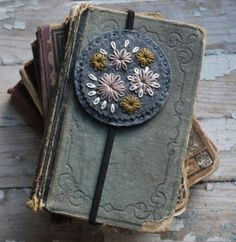 gifts to make: bookmark by Charlie.