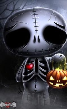 """Frightlings on Twitter: """"Skully Skelling - If you come upon my path. I ..."""
