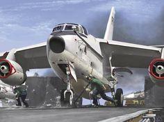 EA-3B SKYWARRIOR Stephen Mudgett