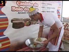 TVI MADEIRA - BOLO DO CACO MODO DE FAZER