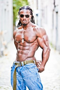 HOT BLACK MEN: Ulisses Williams Jr.