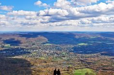 Room with a View (Mt. Greylock Summit)