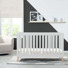 We noticed you noticing us! You're not going to find a better deal. 6 pieces for only $799. We are safe, stylish, reputable, and have everything you've been looking for. You're dream nursery is just a few clicks away…and you get free shipping!!