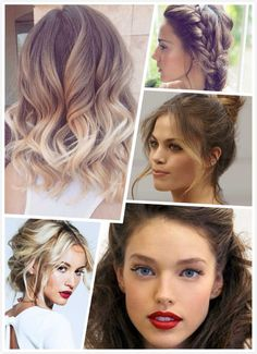 Would you like to try a different hairstyle? If yes. Take a look at the hair ideas above, may be you will get the ideas you love.