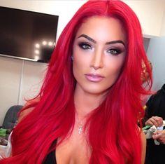 Eva marie hair