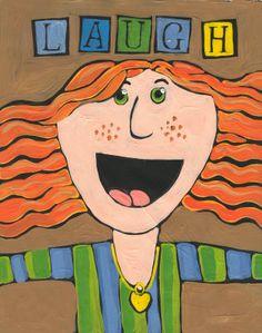 Laugh Out Loud - Nicole Engblom