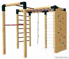 fatmoose cleverclimber club xxl kletterger st spielturm. Black Bedroom Furniture Sets. Home Design Ideas
