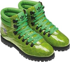 separation shoes d6e53 fb803 adidas Originals by Jeremy Scott JS Hiking Boot Fall Winter 2012
