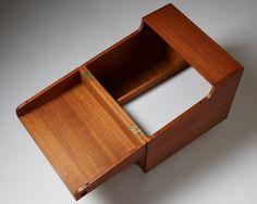 Bar cabinet model 8034, designed by Hans Wegner for Andreas Tuck, — Modernity