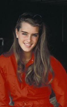 """Fan Art of """"The Blue Lagoon"""" - 1980 for fans of Brooke Shields 35388971 Really Pretty Girl, Pretty Woman, Brooke Shields Blue Lagoon, Brooke Shields Young, Hair Inspo, Hair Goals, Pretty People, Supermodels, Muse"""