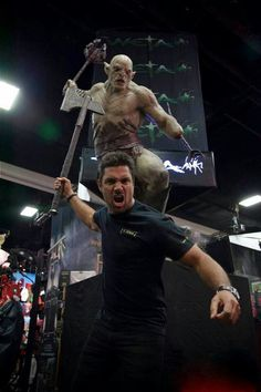MANU BENET WAS AZOG. I CAN'T HANDLE THIS INFORMATION!!! :D :D