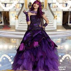 I love these outfits from the Disney now app#descendants2