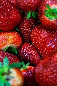 Erdbeeren ... mmmhhhh ... so lecker!!!