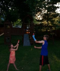20 fun things to do on a summer night -- so many free ways to have fun!