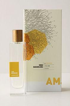 My favorite fragrance in the world!!  1856 Darjeeling Eau De Parfum #anthroplogy