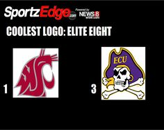 Vote ECU! Coolest NCAA Logos Tournament: 1. Washington State vs. 3. East Carolina