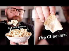 2 Ingredient Vegan Cheese base That Can Make ANY CHEESE - YouTube