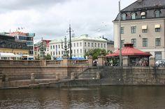 goteborg kanał gota