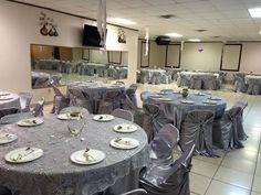 Linen Rental Pricing Houston for tablecloths and chair covers rentals Purple Blush, Purple Satin, Blush And Gold, Dusty Blue, Chair Ties, Chair Sashes, White Plum, Blue Brown, Mint Table