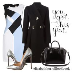 Liz by elizabethhorrell on Polyvore featuring STELLA McCARTNEY, Christian Louboutin and Givenchy