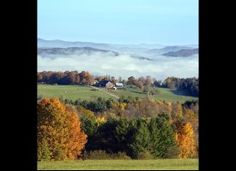 Stowe, Vermont - Best Road Trips for Fall Foliage