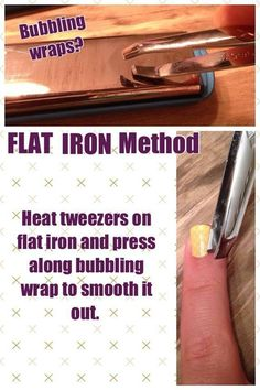 Helpful Jamberry application tip for bubbling wraps! Nicole Jessop, Independent Jamberry Nail Consultant - Shop at: http://nicjessop.jamberrynails.net