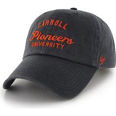 Carroll University Pioneers Adjustable Cap >> $18