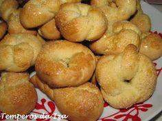 Temperos da Iza: Biscoitos de Aguardente
