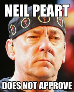Or, perhaps he does. It's hard to tell. We like you anyway, Neil.