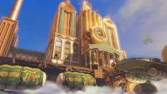 ArtStation - Bioshock Infinite, Mike Snight