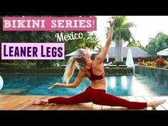 This video kicks off my Cozumel, Mexico series to help you get in bikini shape! Featuring new moves and a gorgeous backdrop, this video will inspire you all ...