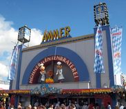 Ammer - one of the smaller tents at the Oktoberfest