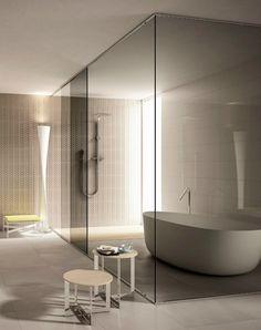 Indoor double-fired ceramic #wall #tiles EQUILIBRI by Cooperativa Ceramica d'Imola @CoopCerImola