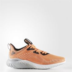 bcbbc9b58 Adidas alphabounce Shoes (Easy Orange   Running White Ftw   Clear Onix) Adidas  Shoes
