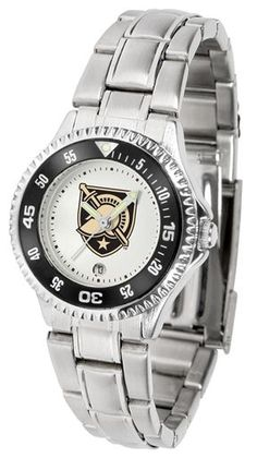 NCAA Army Black Knights Competitor Ladies' Steel Watch
