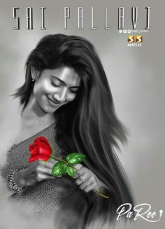 Gopi Sai Pallavi Hd Images, Actors Images, Indian Star, Shraddha Kapoor, India Beauty, Indian Girls, Indian Actresses, Bollywood Actress, Beautiful Paintings