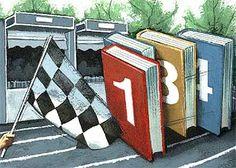 Proyecto Grullas: Los 100 mejores libros de todos los tiempos (según la revista Newsweek)