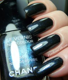 Chanel La Collection Paris-Moscou aka The Russies   Pointless Cafe
