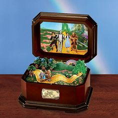 Wizard of Oz music box