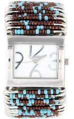 Turquoise Retro Pintastic Watch