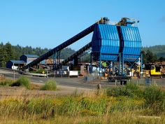 Weyerhaeuser lumber mill in Oregon