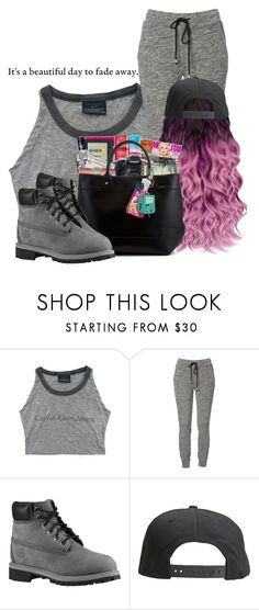 """""""Untitled #108"""" by juvenile-indulgence ❤ liked on Polyvore featuring Timberland and Tavik"""
