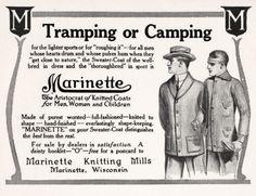 Marinette Knitting Mills, 1913