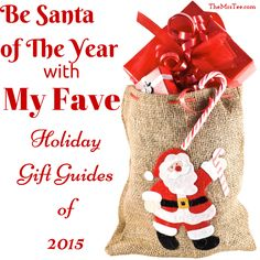 My first year of blogging I started hearing all these rumblings about Holiday Gift Guides and how great they were but for the life of me I didn't wrap my head around what they were exactly. O…