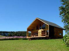 Summer House, Lago Panguipulli, Puerto Montt, Los Lagos, Chile (by Matías Silva Aldunate)