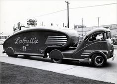 Why don't trucks look this cool anymore?