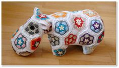 Hippo from Ravelry