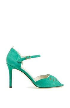 Gorgeous, flirty peep toe by SJP.