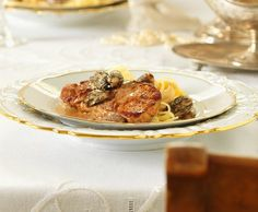 Kalbssteak mit Morchelsauce - Rezept - Saisonküche